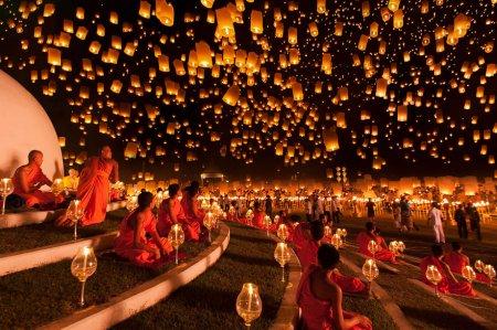 Грандиозные фестивали со всего света