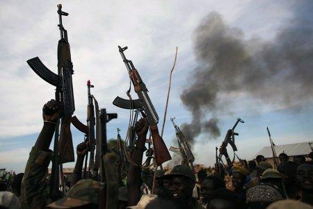 Конфликт в Южном Судане