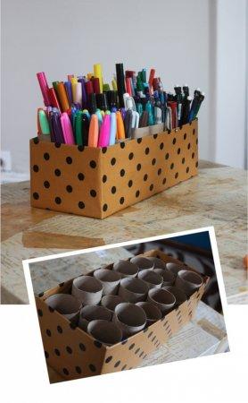 органайзер для карандашей