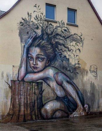 Herakut (Фрайбург, Германия)