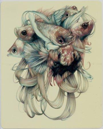 Рыба с множеством голов