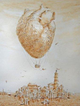 Сердце города