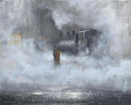 Поцелуй в тумане