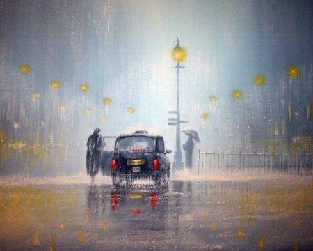 Внезапный дождь