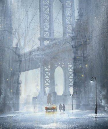 Под Бруклинским дождем