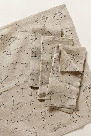 Салфетки с созвездиями