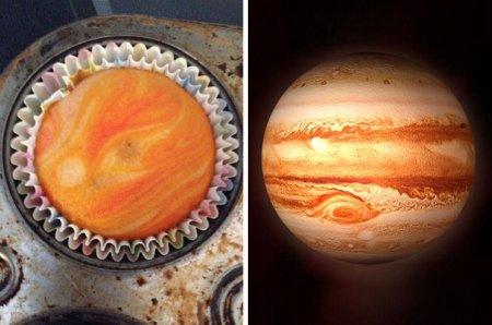 Торт и Юпитер