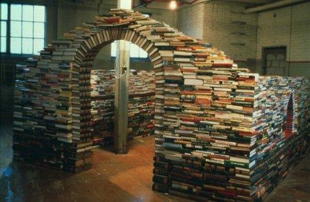 дворец из книг
