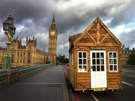 Лондонский дом на колесах