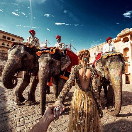 "Фотопроект ""Следуй за мной"" в Индии"