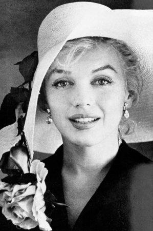 красивая Мэрилин Монро
