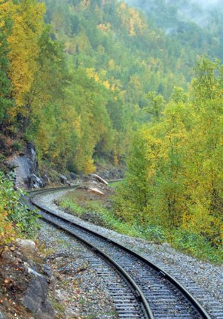 Белый перевал и маршрут Юкон, Канада и США