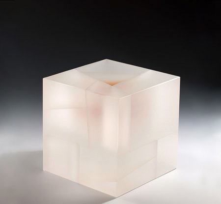 белый куб
