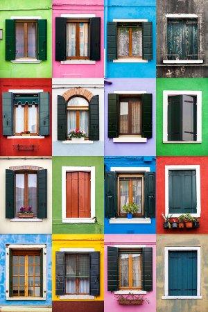 окна мира