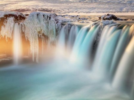 Водопад Богов