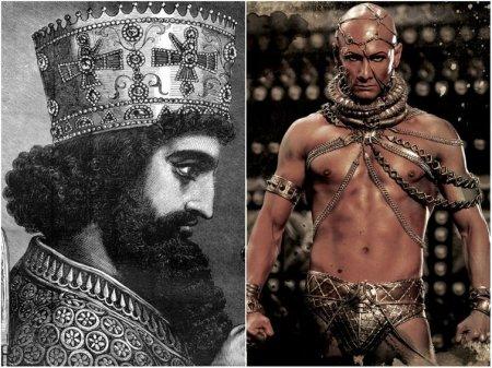 Ксеркс I / «300 спартанцев»