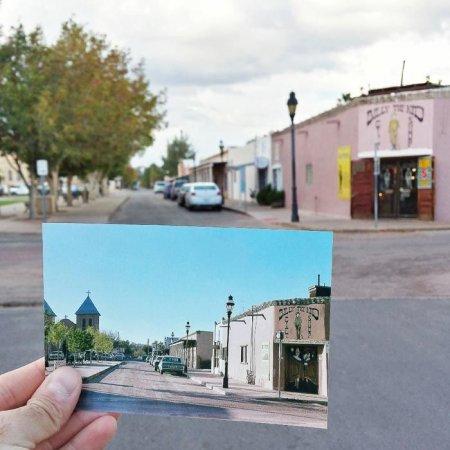 Нью-Мексико. Старая Месилла