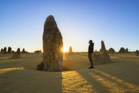пустынный камень