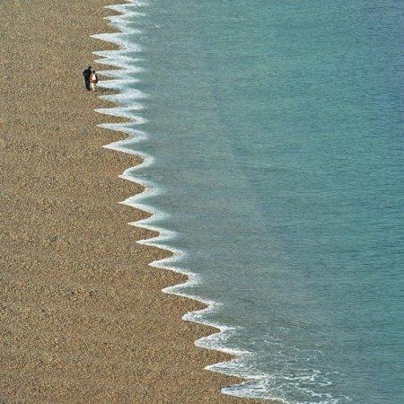 Зубастое море