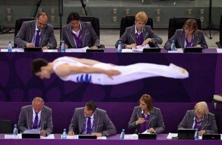 Очень внимательные судьи на Европейских играх в Баку