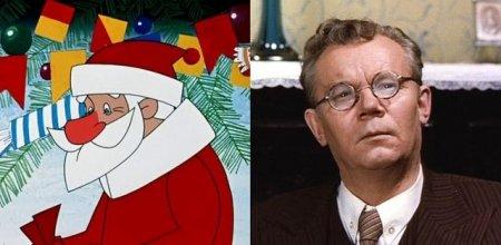 «Дед Мороз и лето», 1969 год. Дед Мороз — Евгений Шутов