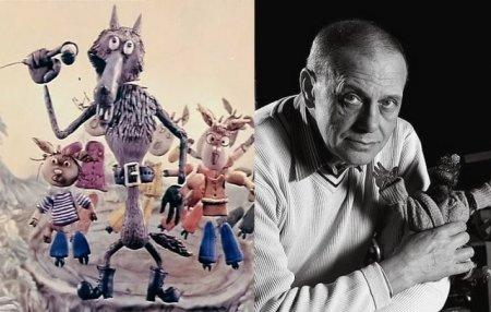«Волк и семеро козлят на новый лад», 1975 год. Волк — Гарри Бардин