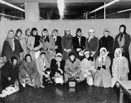 Полицейские под прикрытием, 1960, Лос Анджелес Операция по ловле карманников.