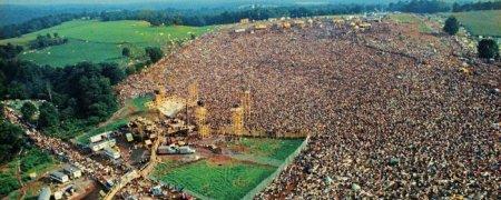 Рок–фестиваль Вудсток, 1969