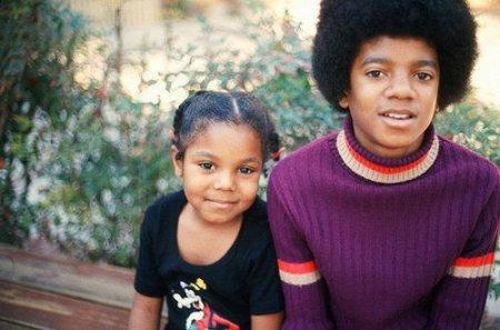 Michael и Janet Jackson
