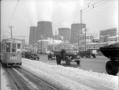 Москва, шоссе Энтузиастов, 1965 год