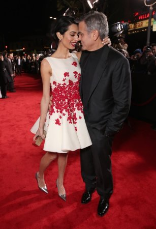 Джордж Клуни и Амаль Аламуддин-Клуни