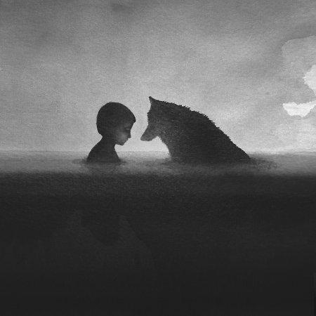 с волком