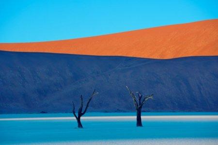 Мертвая долина, Намибия