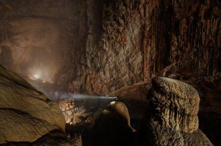 Пещера Хан Сон Дунг, Вьетнам