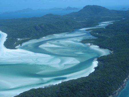 Пляж Уайтхевен, Австралия