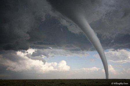 Торнадо – Оклахома, Соединенные Штаты (май 2010)