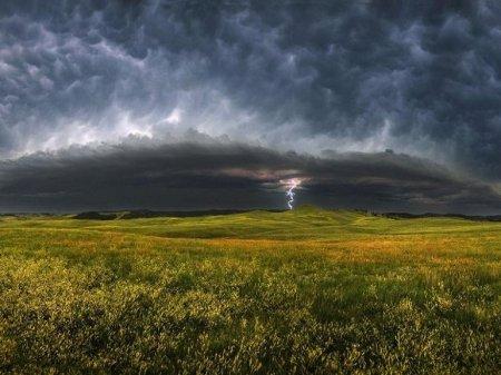 Штормовые облака – Южная Дакота, Соединенные Штаты (2009)