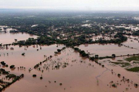 Наводнение (тропический шторм Агата) – Гватемала (май 2010)