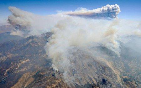 Пожары – Калифорния (сентябрь 2009)