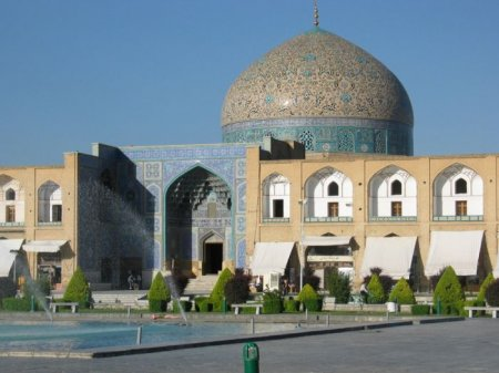 Мечеть шейха Лютфуллы, Иран