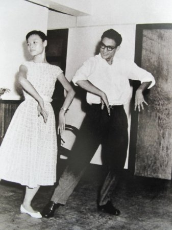 Брюс Ли — чемпион по ча—ча—ча, Гонконг, 1958.