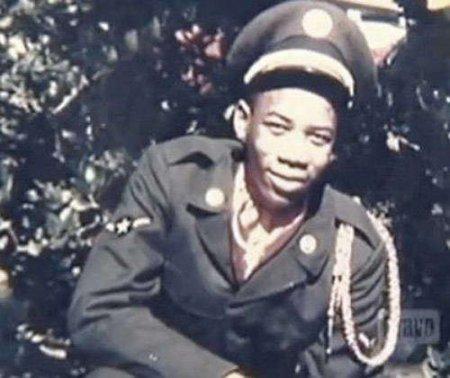 1955 год, Морган Фримен в армии
