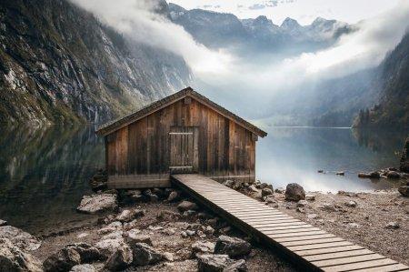 На озере Оберзее