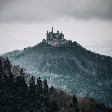 Замок Хохензоллерн