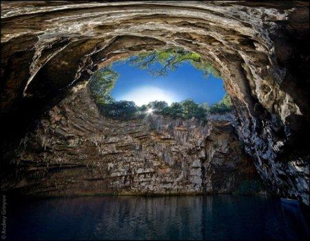 Пещера Мелиссани, Кефалония, Греция