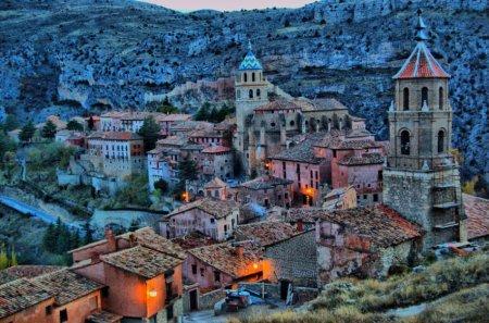 Альбаррасин, Арагон, Испания