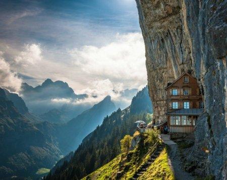 Отель Aescher, Швейцария