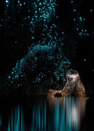 светящиеся пещеры