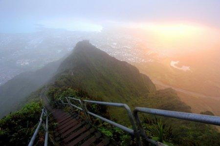 Тропа Хайку, Оаху, Гавайи, США