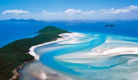 Пляж Уайтхевен, остров Уитсандей, Австралия